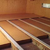 FiberTherm flex flexible wood fiber under roof