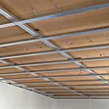 FiberTherm wood fiber ceiling